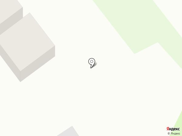 Почтовое отделение №505 на карте Горячего Ключа