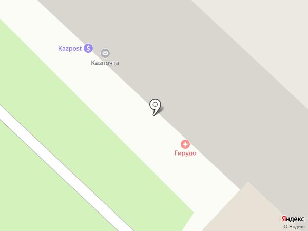 Экспресс Займ, ТОО на карте Караганды