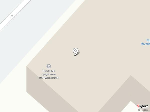 УМКА на карте Караганды