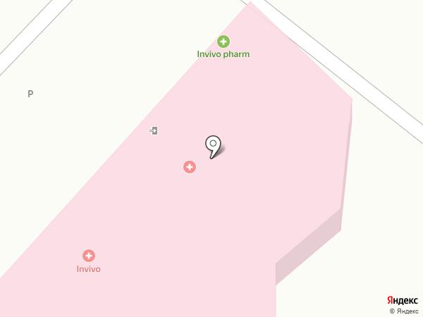Донер на карте Караганды