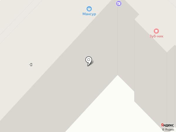 Чингиз на карте Караганды