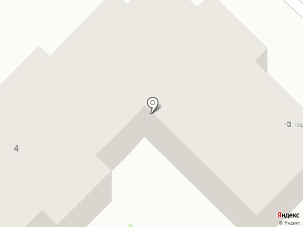 LANA TRAVEL на карте Караганды