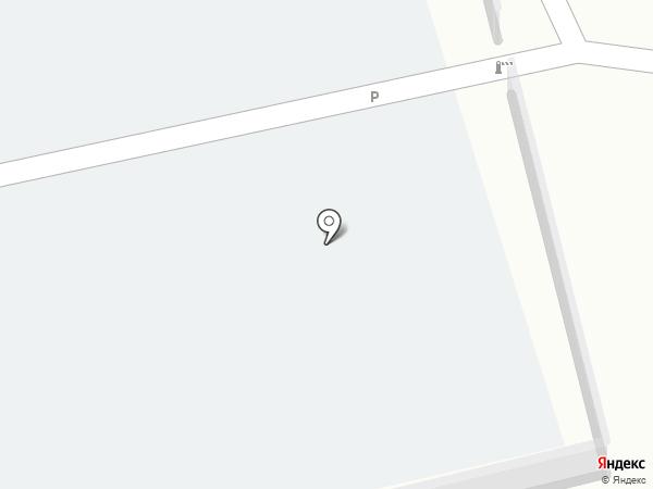Автостоянка на карте Караганды