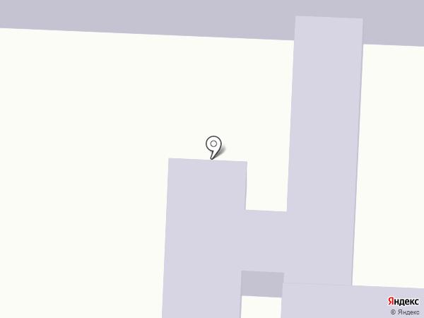 Новотроицкая средняя общеобразовательная школа на карте Новотроицкого
