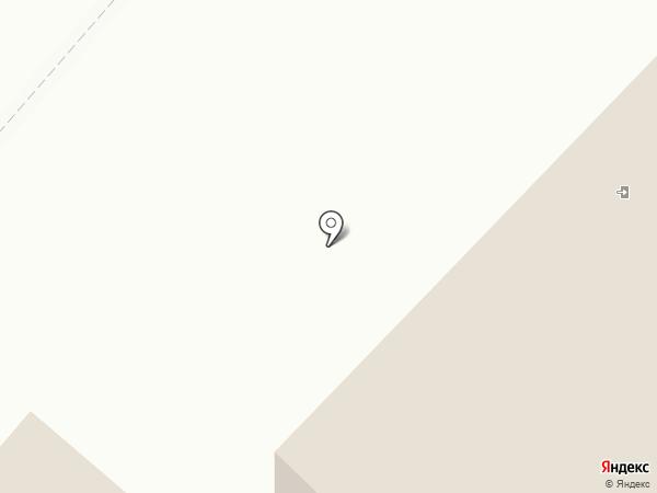 Адал на карте Караганды