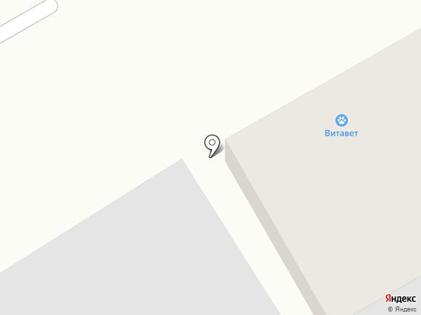 VITAVET, ТОО на карте Караганды