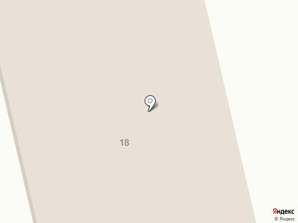 Мебельный дворъ на карте Караганды