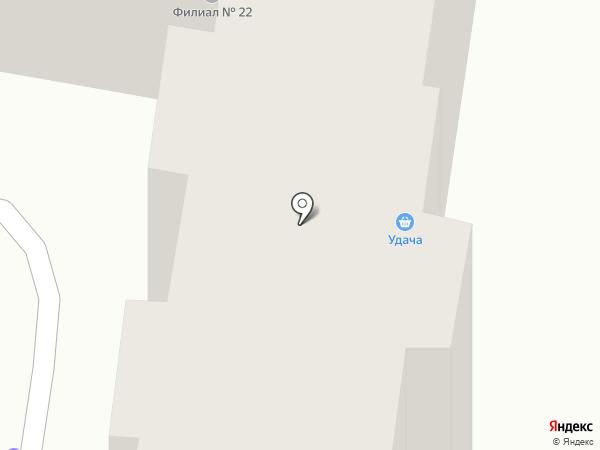 Парикмахерская на карте Караганды