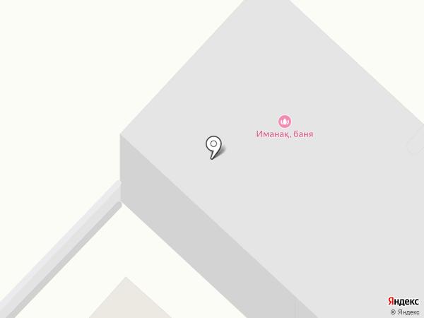 Кедровая на карте Караганды