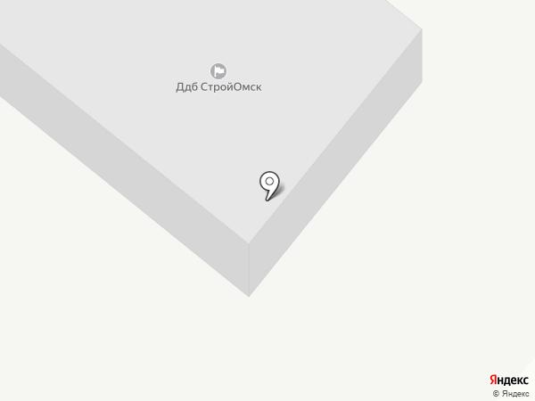 Горстрой на карте Горячего Ключа
