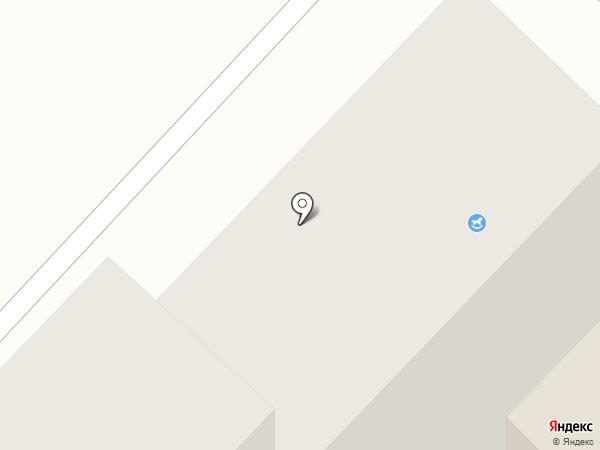 Центр, ТОО на карте Караганды