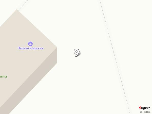 Азат на карте Караганды
