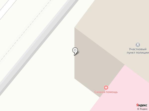 Скорая медицинская помощь на карте Барсово