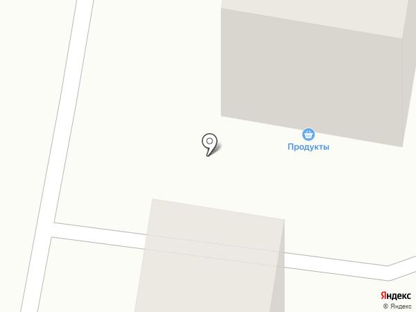 Жая на карте Караганды