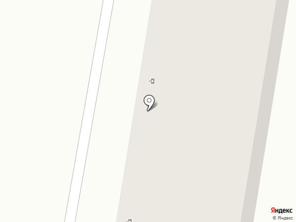 Ақниет на карте Караганды