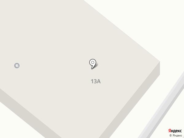 Гостиница на карте Барсово