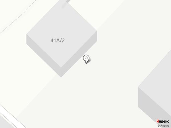 Древплит на карте Омска