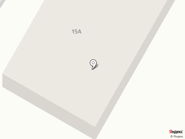 Надюша на карте Барсово