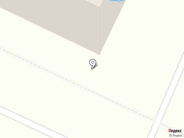 Встреча на карте Караганды