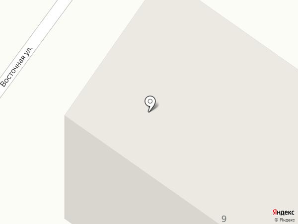 Воскресная школа на карте Барсово