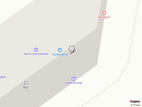 Кристал, ТОО на карте Караганды