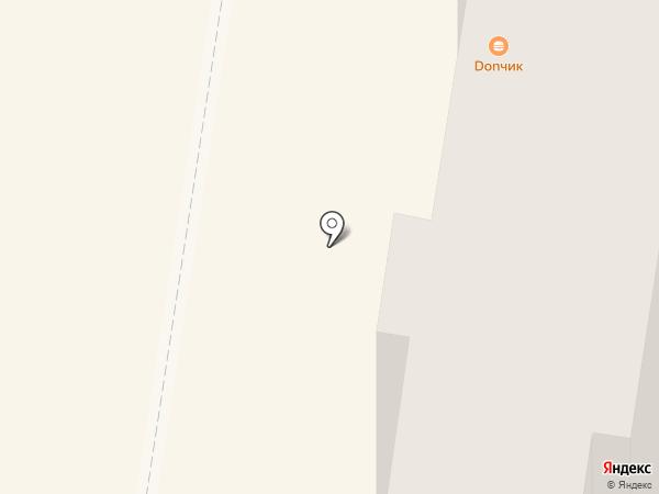 Нотариус Хабибуллина Р.Р. на карте Караганды