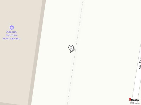 Натиже, ТОО на карте Караганды