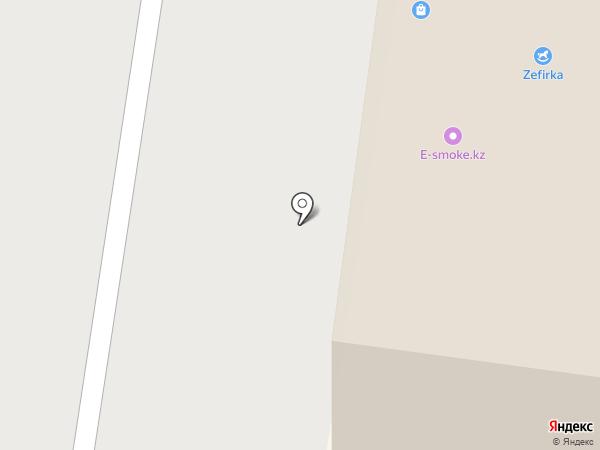 TimeShop на карте Караганды