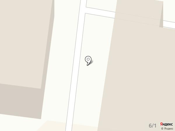 Достар на карте Караганды