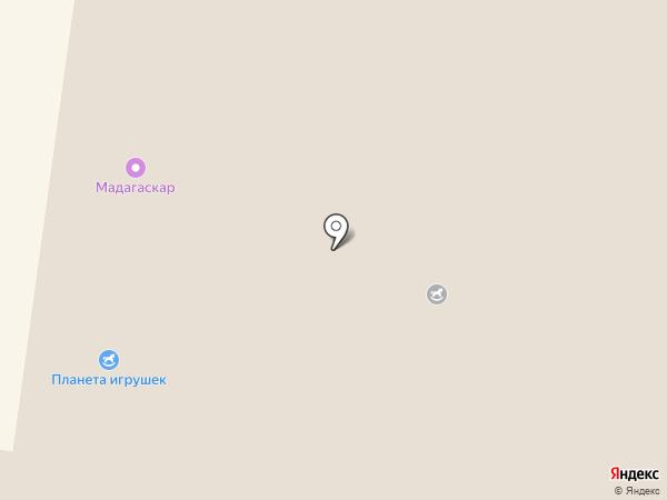 Disney на карте Караганды