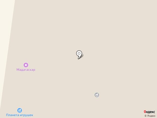 Бутик детской одежды на карте Караганды