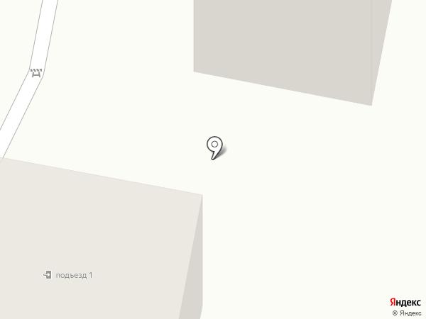 Дикая Лоза на карте Караганды