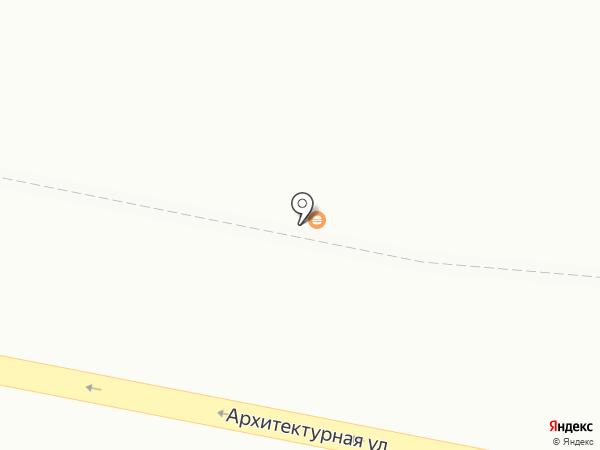 Магазин строительных материалов на карте Караганды