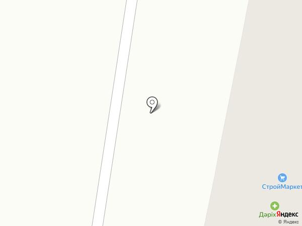 Участковый пункт полиции №21 на карте Караганды