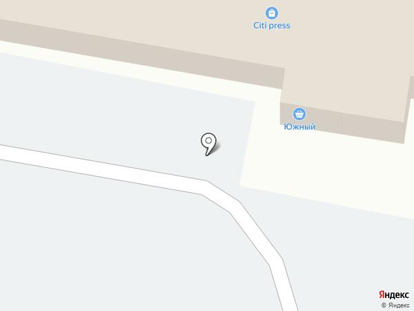 Банкомат, Банк ЦентрКредит на карте Караганды
