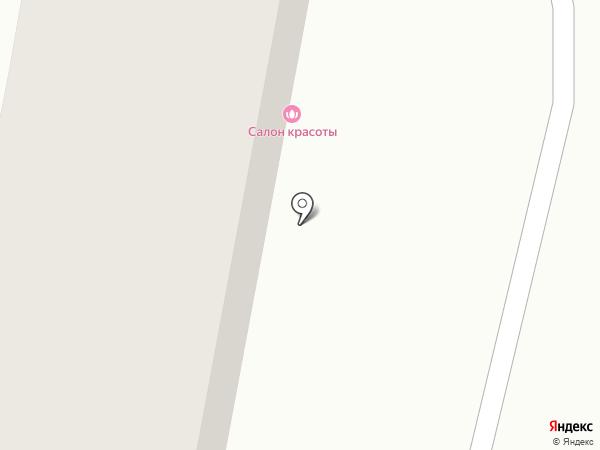 Омега на карте Караганды