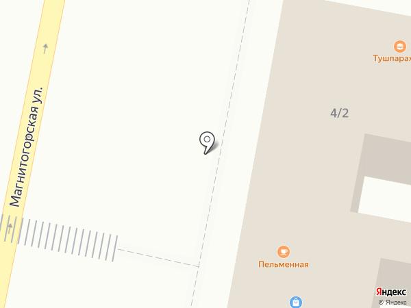 Pelman Ata на карте Караганды