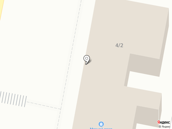 Голландский цветочник на карте Караганды