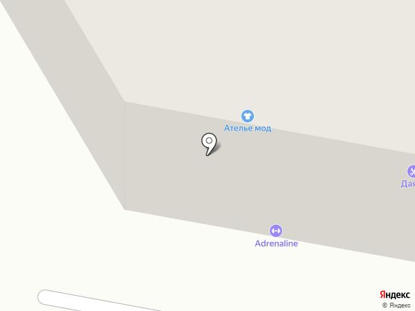 Маркет на карте Караганды