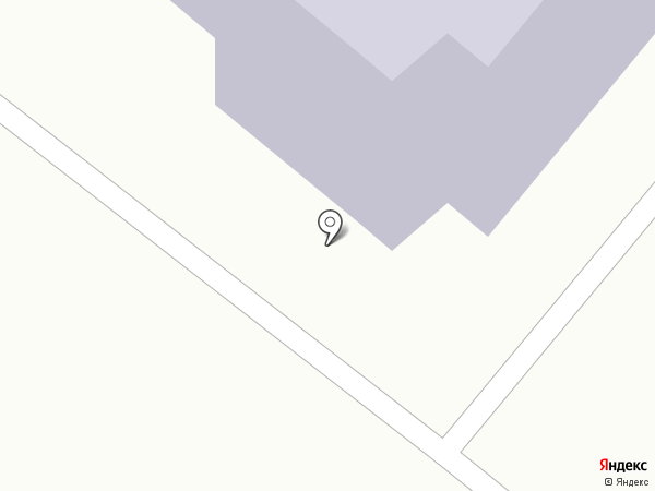 Карагандинский железнодорожный колледж на карте Караганды