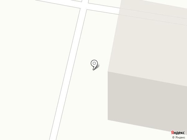 Артемида на карте Караганды