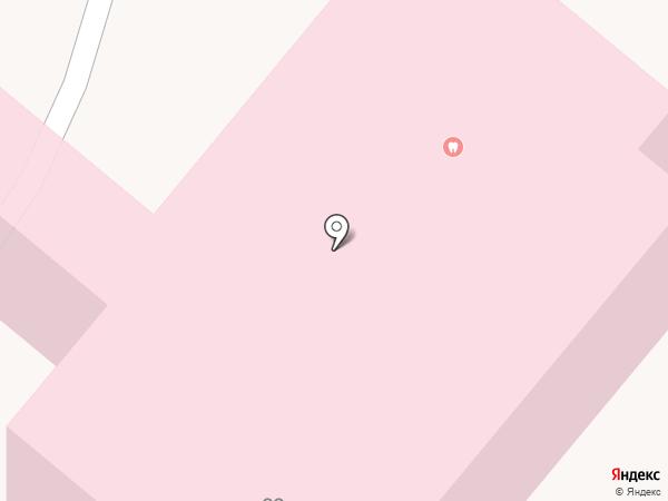 Детская поликлиника на карте Караганды