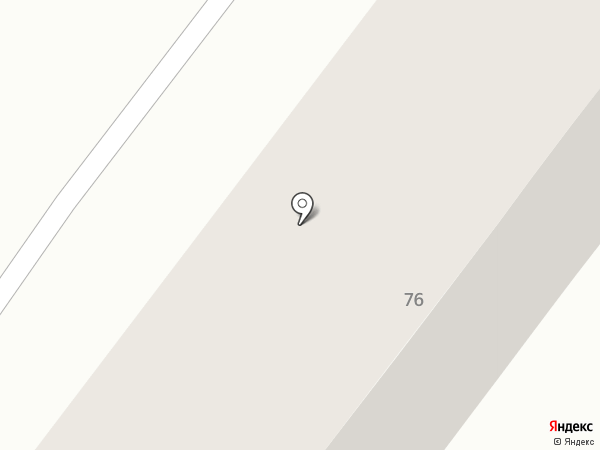 Гастроном на карте Караганды