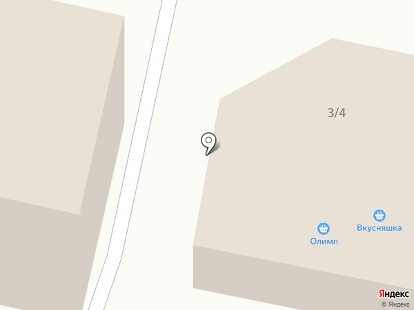 Нужный, ТОО на карте Караганды
