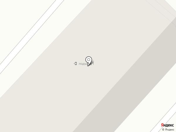 Мармелад на карте Караганды