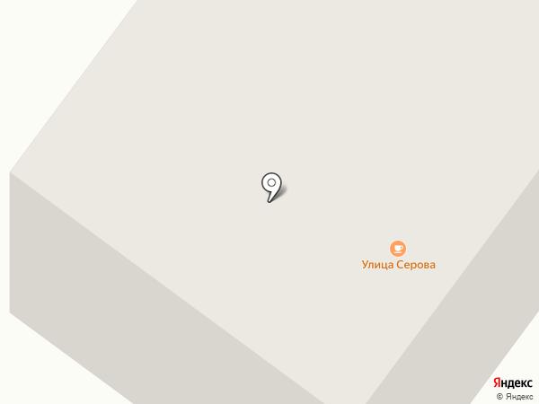 Fast-food у Машеньки на карте Караганды