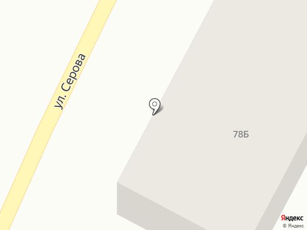 Нигас-АР, ТОО на карте Караганды