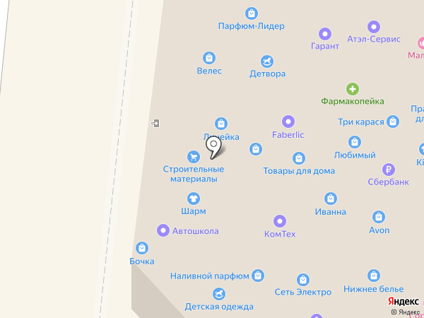 Салон реставрации подушек на карте Омска