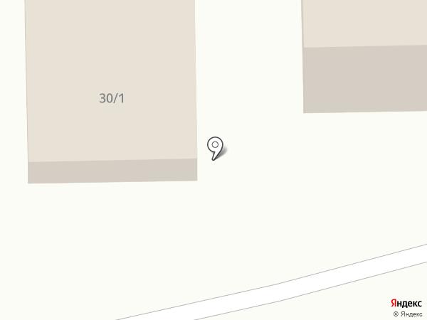 Уштобинская модельная сельская библиотека-клуб №8 на карте Уштобе
