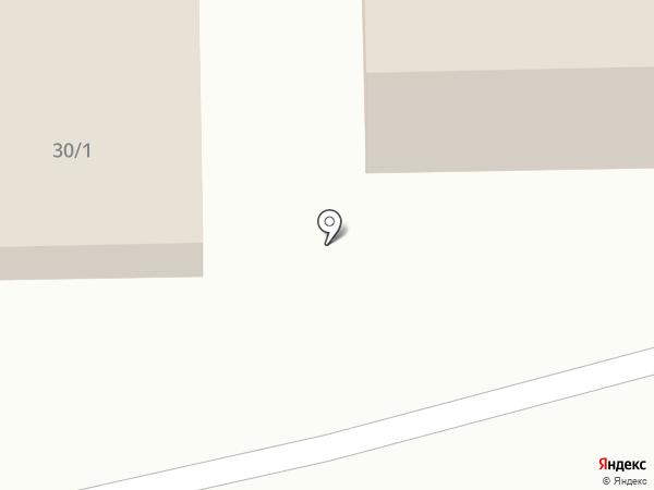 Участковый пункт полиции №7 на карте Уштобе